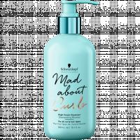 Безсульфатный шампунь для кучерявых волос