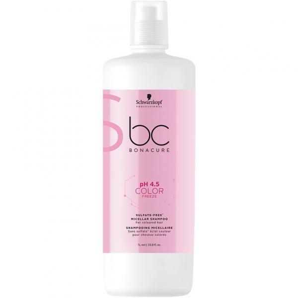 Безсульфатний шампунь для фарбованого волосся