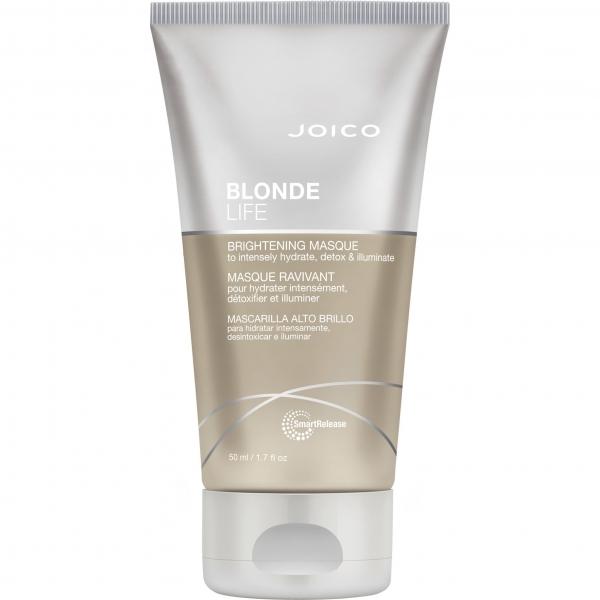 Питательная маска для сохранения чистоты и сияния блонда