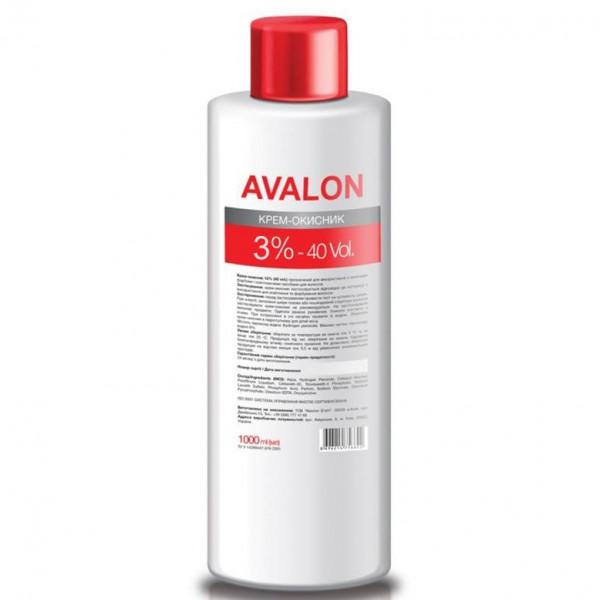 Новинка! Окислитель-активатор Avalon 3%