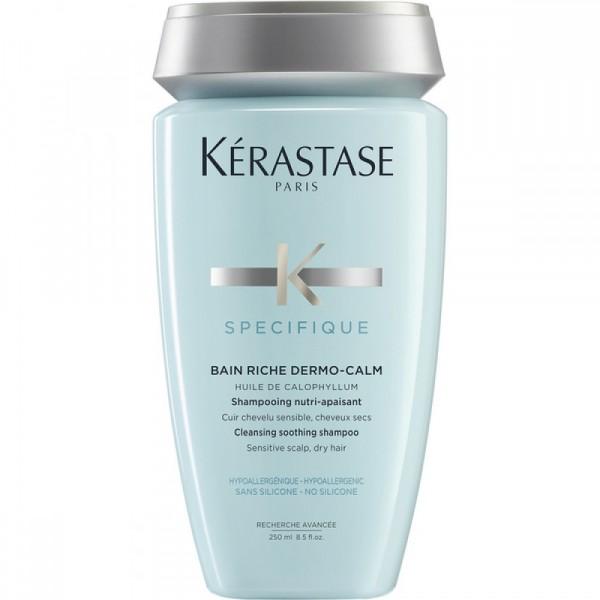 Шампунь-ванна для чувствительной кожи и сухих волос