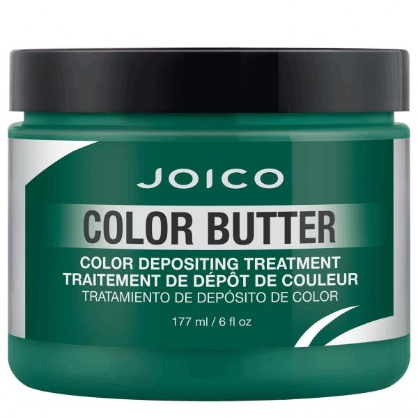 Цветное масло для волос (Зеленый)