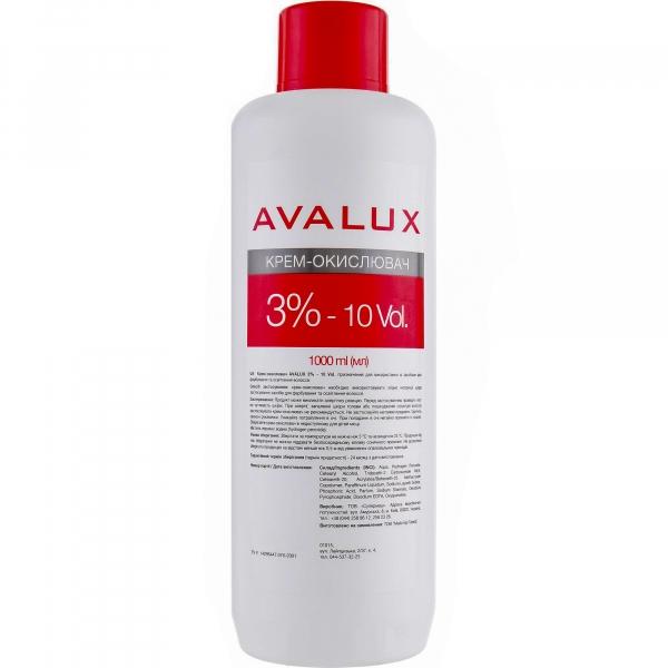 Новинка! Окислитель-активатор Avalux 3%