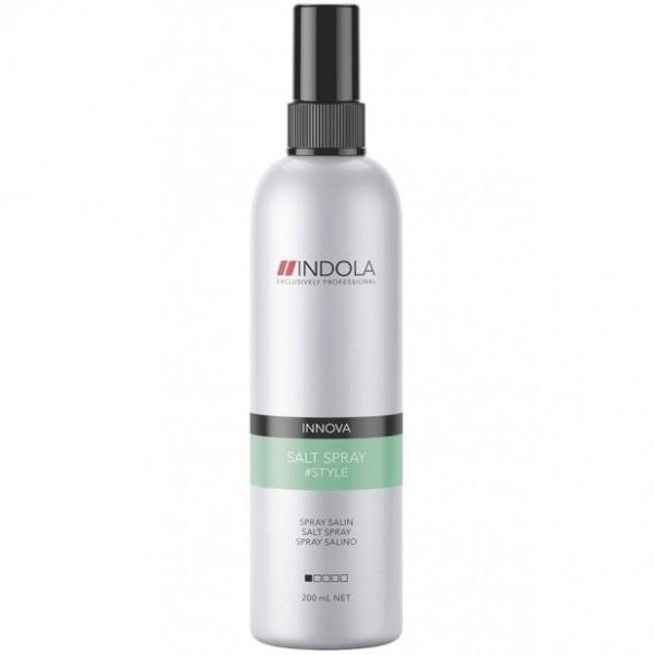 Солевой спрей для укладки волос