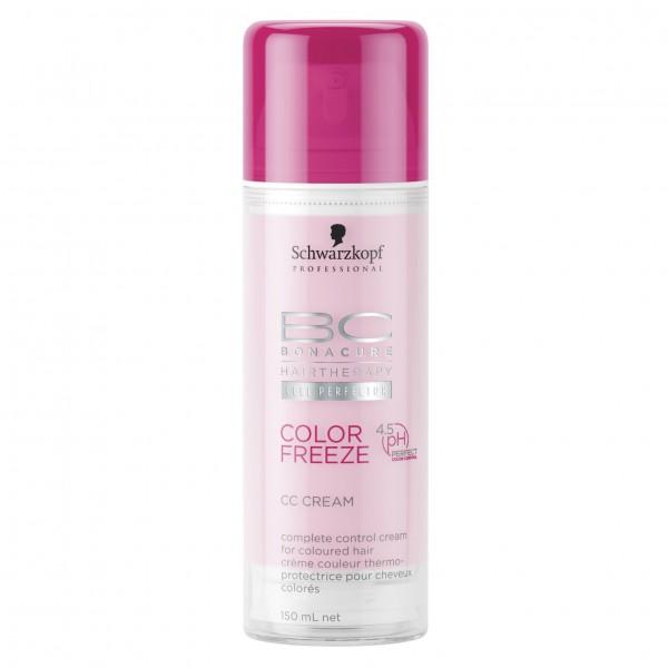 CC Крем для окрашенных и осветленных волос