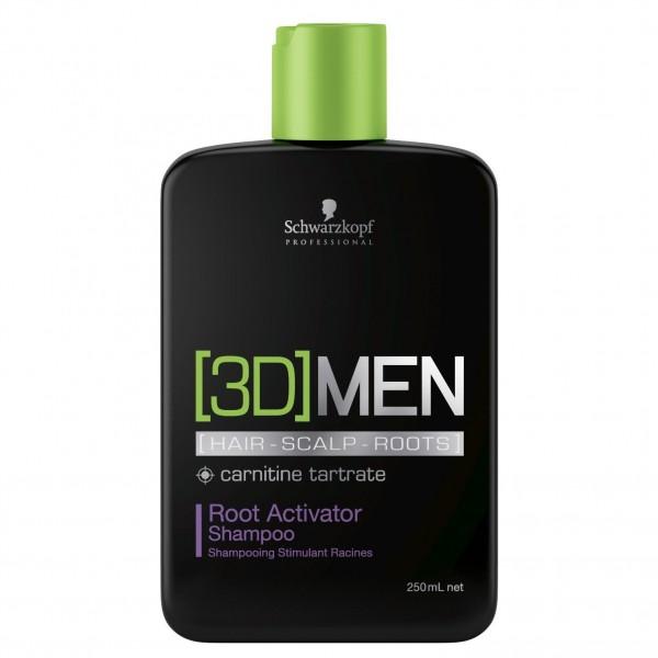 Шампунь для чоловіків що активує ріст волосся