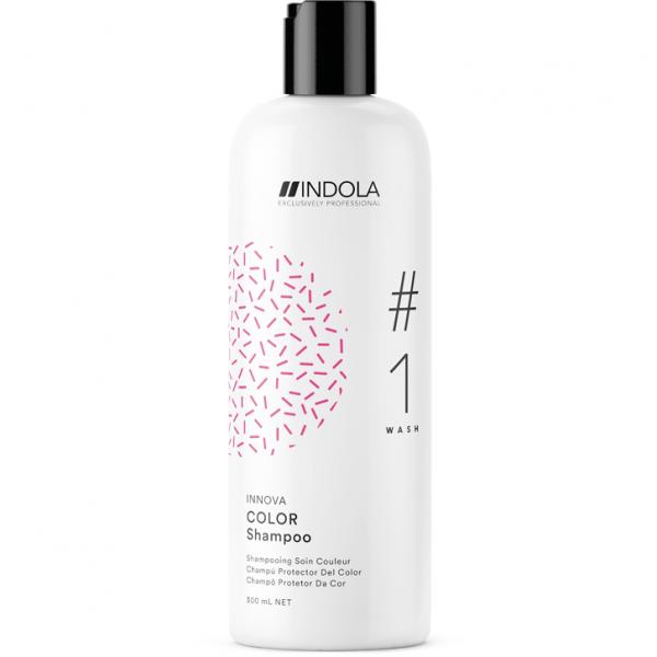 Шампунь для защиты цвета окрашенных волос