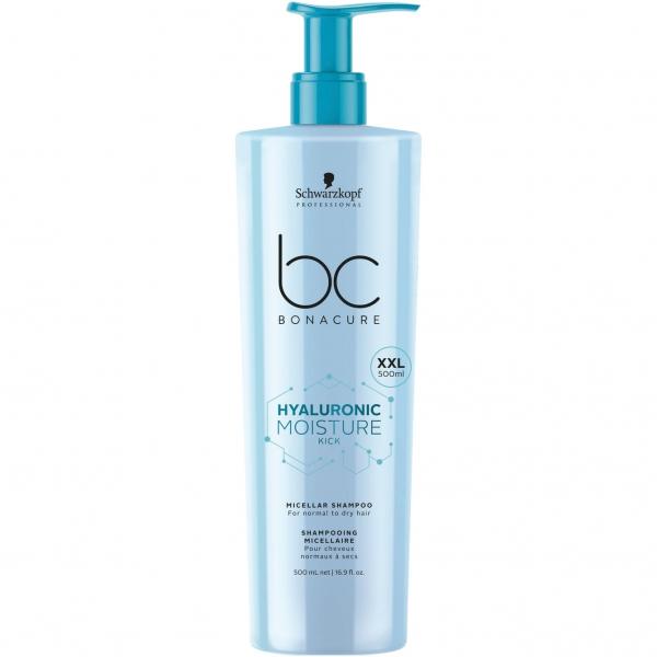 Увлажняющий мицеллярный шампунь для сухих волос NEW!