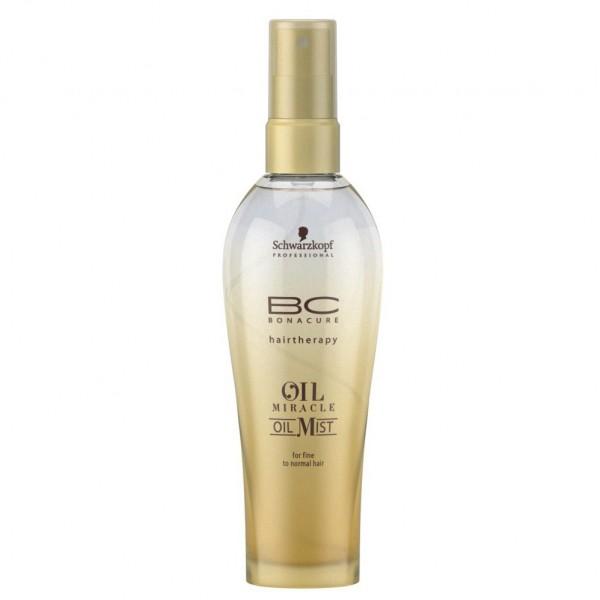 Легкое спрей-масло для тонких и нормальных волос