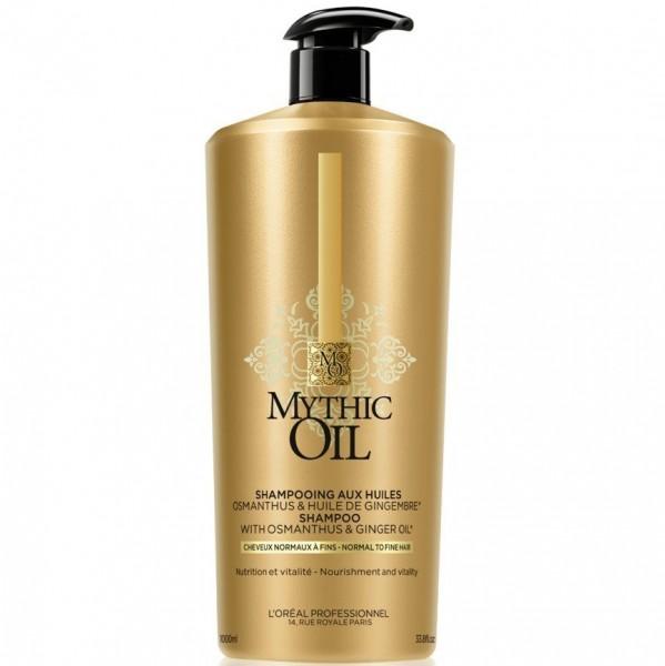 Питательный шампунь для тонких волос
