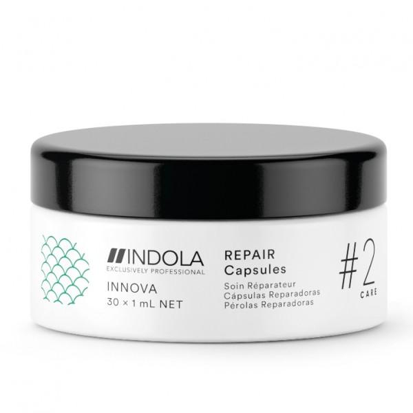 Капсулы для мгновенного восстановления волос