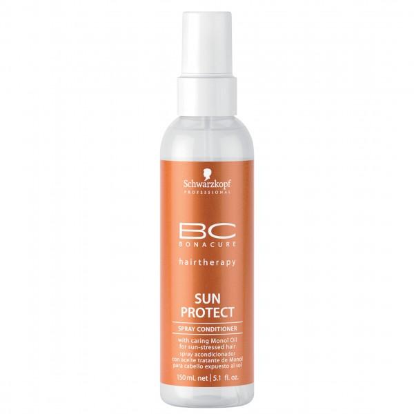 Спрей-кондиционер для защиты волос от солнечного излучения