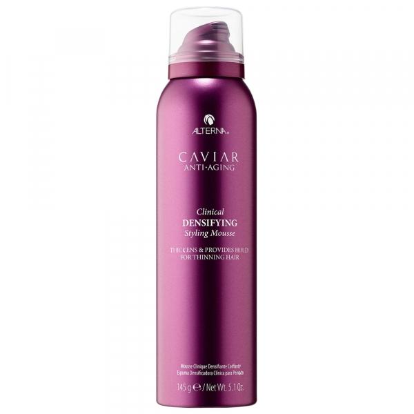 Мус для волосся для інтенсивного підвищення густоти без сульфатів