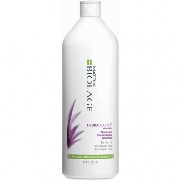 Шампунь для глубокого увлажнения сухих волос