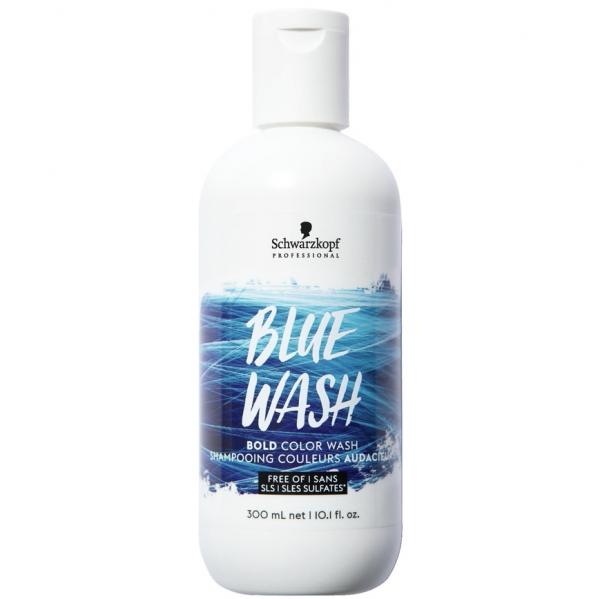 Пигментированный шампунь для волос Синий NEW!