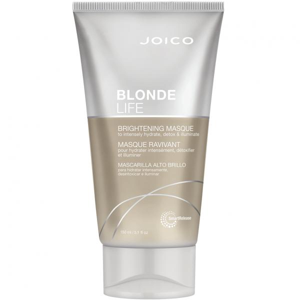 Маска для збереження яскравого блонду