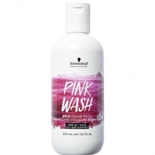 Пигментированный шампунь для волос Розовый NEW!