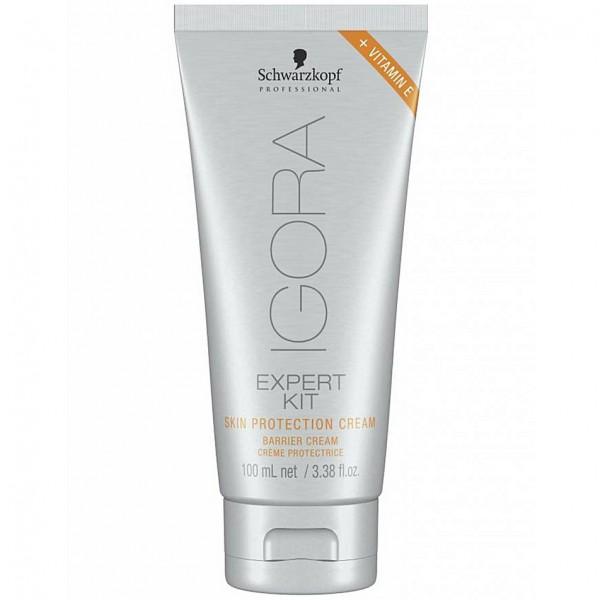 Защитный крем для кожи во время окрашивания волос