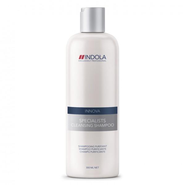 Шампунь глубокой очистки для жирной кожи головы