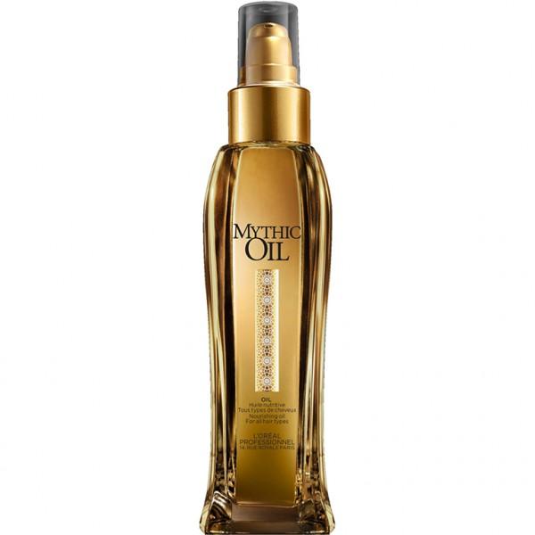 Питательное масло для всех типов волос