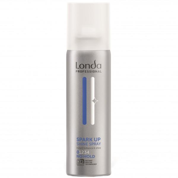 Легкий спрей для блеска и сияния волос