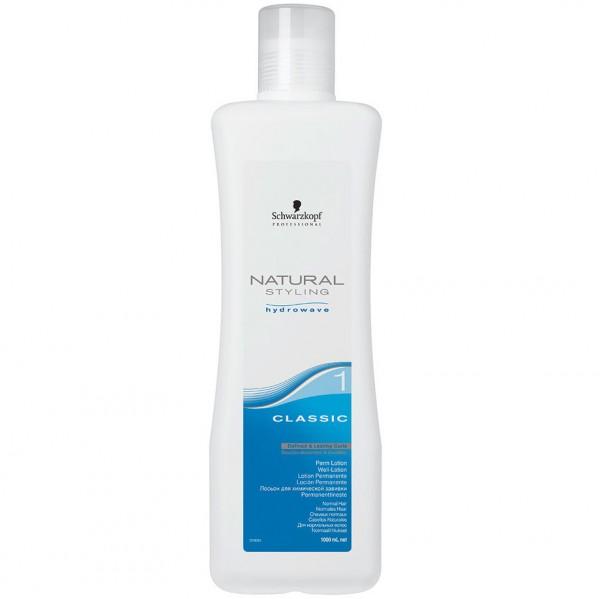 Лосьон для нормальных и слегка пористых волос 1