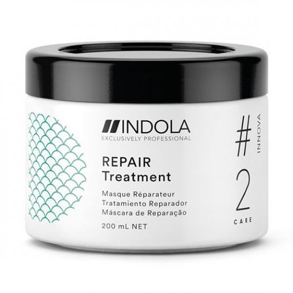 Маска для відновлення пошкодженого волосся