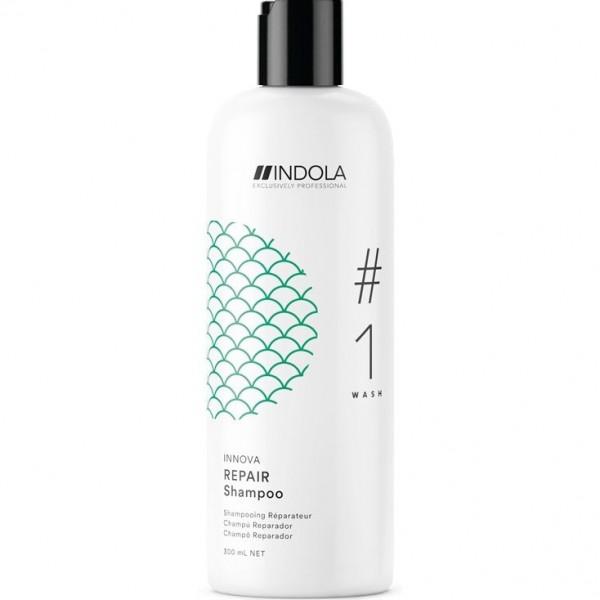 Шампунь для відновлення пошкодженого волосся