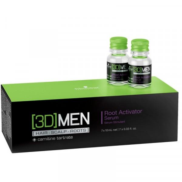 Сыворотка активирующая рост волос для мужчин