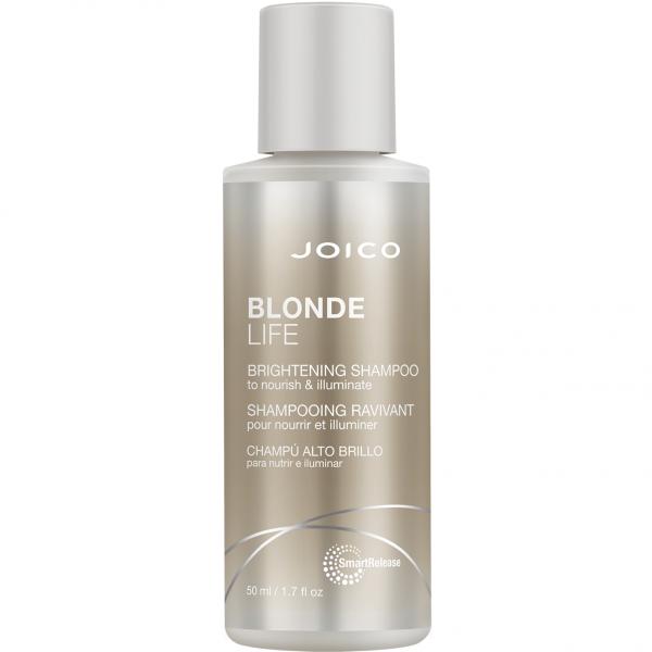 Шампунь для сохранения чистоты и сияния блонда