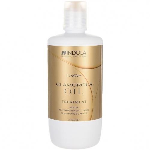 Маска для блеска и гладкости волос