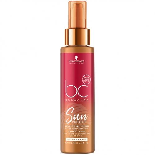 Крем-кондиционер для защиты волос от солнца