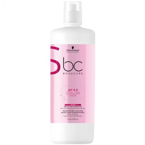 Мягкий шампунь для окрашенных волос