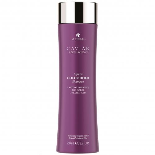 Безсульфатный шампунь для красоты окрашенных волос с экстрактом черной икры