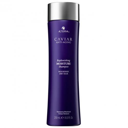 Безсульфатный шампунь для увлажнения сухих волос с экстрактом чёрной икры