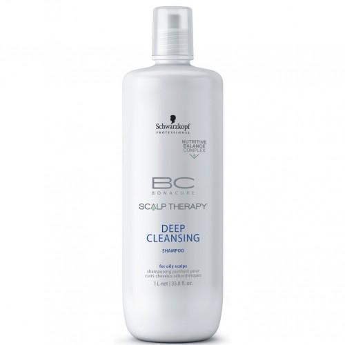 Шампунь для глубокой очистки кожи головы и волос