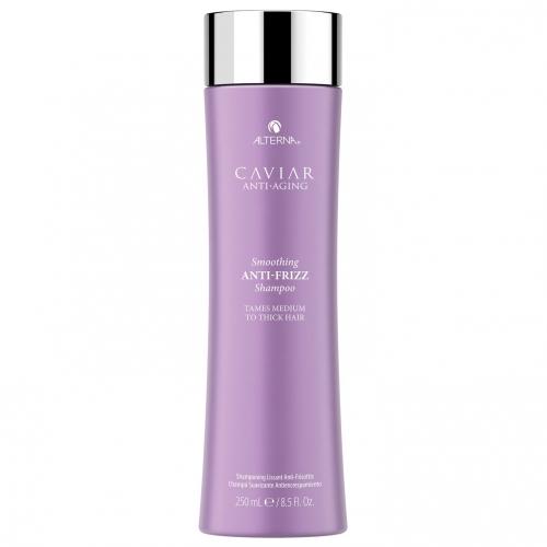 Безсульфатный шампунь для придания волосам гладкости и блеска