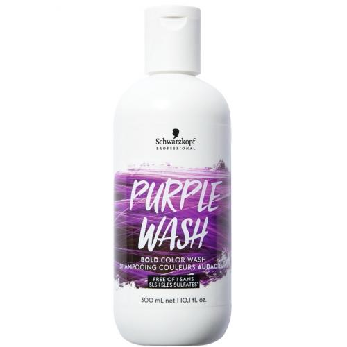 Пигментированный шампунь для волос Пурпурный NEW!