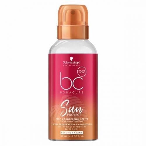Спрей-кондиционер для защиты волос от солнца